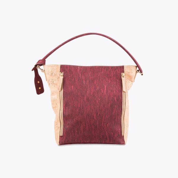 Дамска чанта от корк 'CLARET'