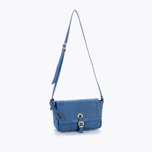 Дамска чанта за рамо от корк 'CÉU'