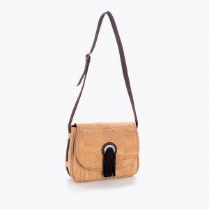 Дамска чанта от корк 'PISCLE'