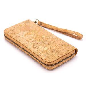 damski portfeil gold cork 2