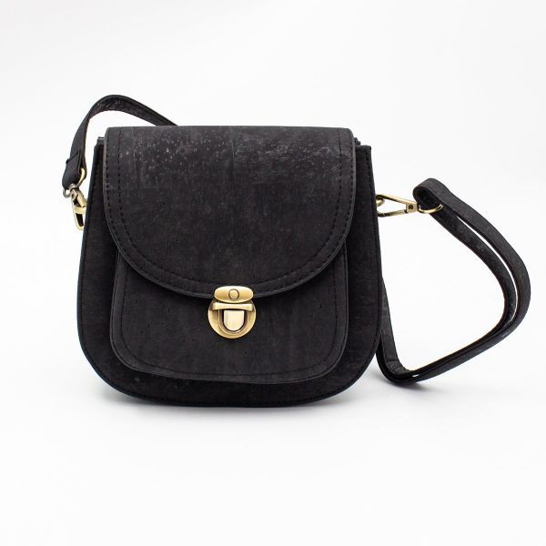 Дамска чанта от корк 'NERO'