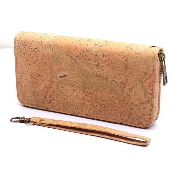 damski portfeil plain cork 4