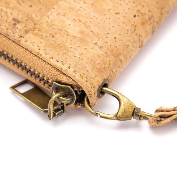 damski portfeil plain cork 5