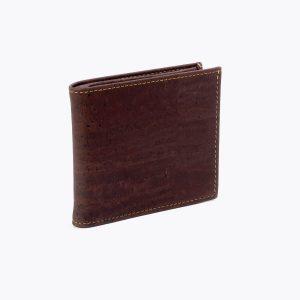 """Мъжки портфейл от корк """"Holder"""" - Brown"""