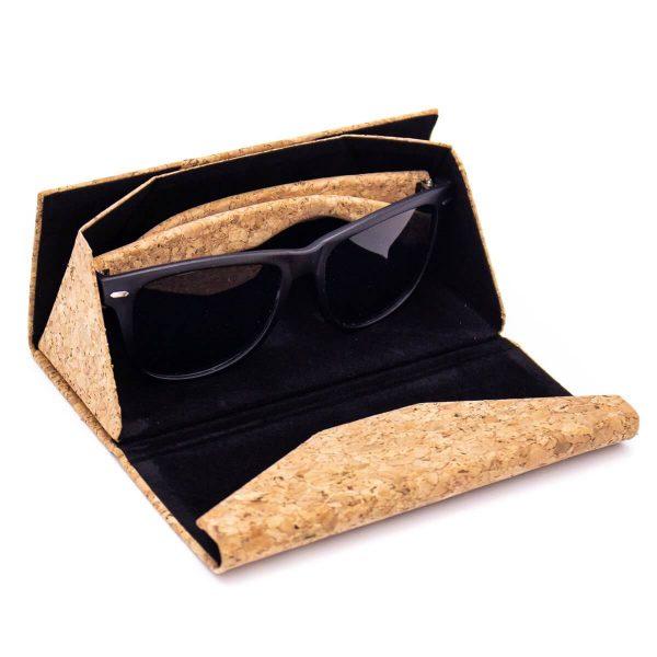 "Сгъваем калъф за очила ""Plain Triangle"""