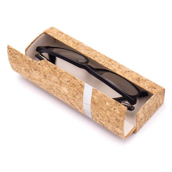 """Калъф за очила от корк """"Rigido"""""""