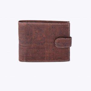 Мъжки портфейл от корк 'FECHO' Brown